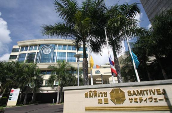 曼谷三美泰医院